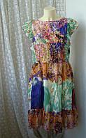 Платье легкое летнее миди Sweet Miss р.48-50, фото 1