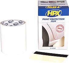 Полиуретановая антигравийная лента 100мм x 2м HPX PP1002