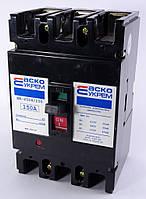 Силовой автоматический выключатель АсКо УкрЕМ ВА-2004 100А