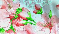 Ткань полотенечная вафельная, ширина 50 см. Россия (Тейково)
