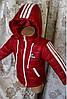 Модная детская курточка для мальчика весенняя, фото 5