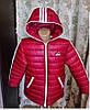 Модная детская курточка для мальчика весенняя, фото 6