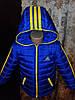 Модная детская курточка для мальчика весенняя, фото 8