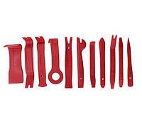Инструменты для снятия обшивки (облицовки) авто 11 шт.