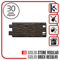 Цокольний сайдинг. Фасадна панель VOX Solid Stone SICILY 1,0х0,42 м