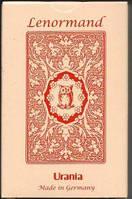 Карты Lenormand Red Owl / Ленорман Красная Сова