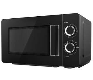 Микроволновая печь 800 Вт 20 л Grunhelm 20MX68-LB (черная)