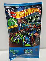 Машинка Хот Вилс из серии Hot Wheels Mystery Models Diecast Vehicle 1 Серия Сюрприз