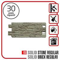 Цокольный сайдинг. Фасадная панель VOX Solid Stone CALABRIA 1,0х0,42 м