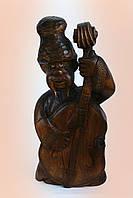 Скульптура Казак музыкант, фото 1