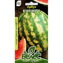 """Семена арбуза раннего """"Княжич"""" (2 г) от ТМ """"Велес"""""""