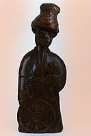 Скульптура Казак автослесарь