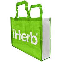 IHerb Goods, Сумка для покупок от iHerb, очень большой размер