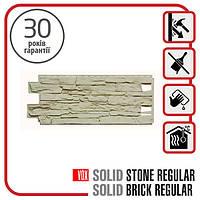 Цокольний сайдинг. Фасадна панель VOX Solid Stone LIGURIA 1,0х0,42 м