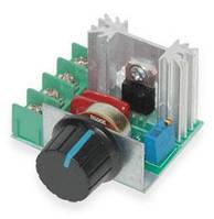 Модуль электрический Регулятор мощности симисторный 2000 Вт