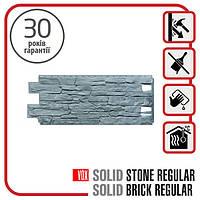 Цокольний сайдинг. Фасадна панель VOX Solid Stone TOSCANA 1,0х0,42 м
