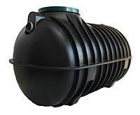 Септик Эколайн, 2м3, однокамерный , Эколайн  , 2000 Литров (Украина), септик 2 м3.