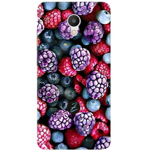 Чехол на Meizu M3 Note Frosty Berry