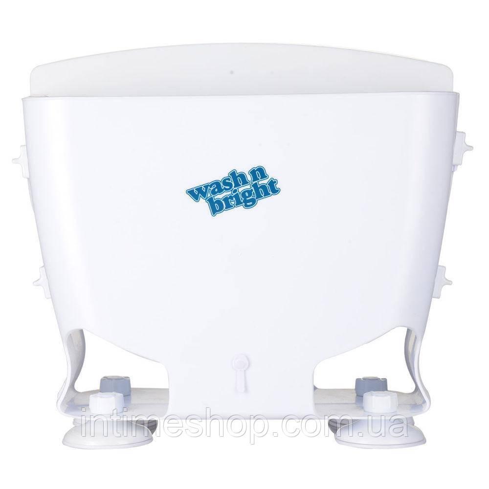 🔝 Минимойка для мытья посуды Wash n Bright, ручная посудомойка, с доставкой по Украине | 🎁%🚚