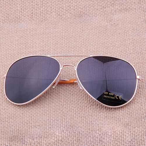 Солнцезащитные очки.Очки от солнца.Унисекс Золотистый