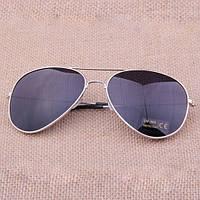Солнцезащитные очки.Очки от солнца.Унисекс Светло-серый, фото 1