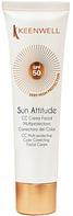 CC мультизащитный крем SPF 50 с тональным эффектрм, 60 мл