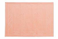 Полотенце махровое для ног HOBBY 50х70 Hayal персиковый 1шт