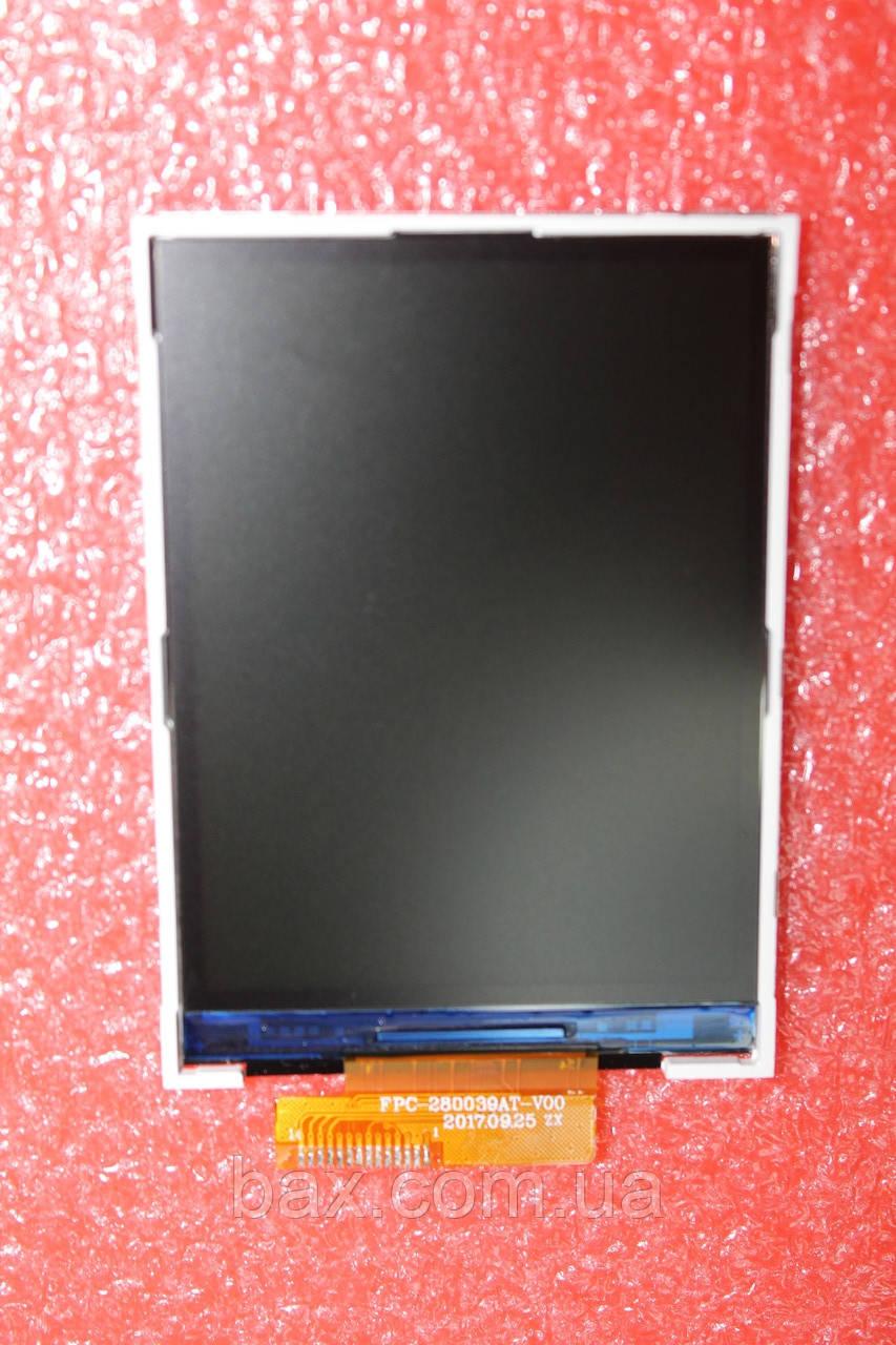 Bravis C280 дисплей (оригинальный) FPC-280039AT-V00