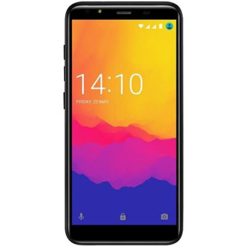 Смартфон Prestigio Muze F5 LTE 5553 Dual Sim Black