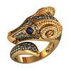 Кольцо золотое оригинальное