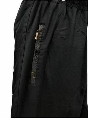 Брюки мужские трикотажные Shooter спортивные штаны Шутер турецкого производства, фото 2