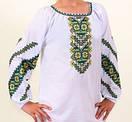 Женская вышиванка крестиком, фото 5