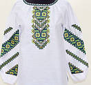 Женская вышиванка крестиком, фото 6