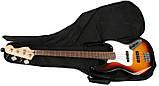 Чехол для бас гитары ROCKBAG RB20525 черный, фото 2