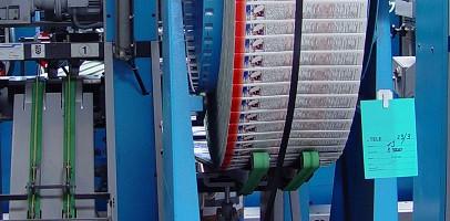 Трнаспортерні стрічки Habasit в поліграфії та целюлозно-паперовій промисловості