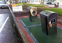Подземные системы для сбора мусора