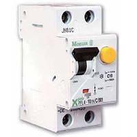 Дифференциальный автомат Eaton/Moeller PFL6 10A/30mA 2P
