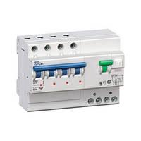 Дифференциальный автомат KEAZ ВД-1-63 63A/30mA 4P