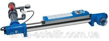 Комплект лампи UV-C, 75 Вт з озонатором