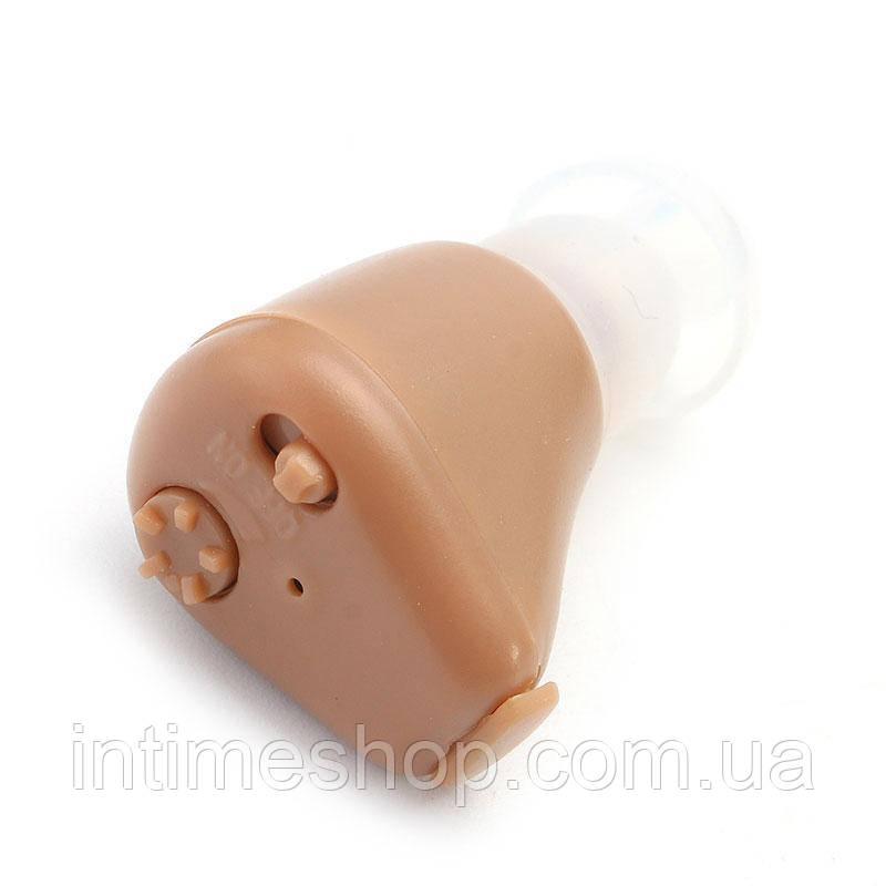 🔝 Внутриушной слуховой аппарат Happy Sheep HP-688, усилитель слуха с доставкой по Киеву и Украине | 🎁%🚚