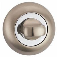 Накладка под WC матовий  никель/хром   MVM T3 SN/CP