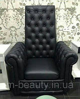 "Кресло для педикюра ""Трон""Королева-4"