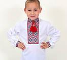 Красивая вышиванка для мальчика, фото 5
