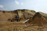 ПЕСОК РЕЧНОЙ МЫТЫЙ  от 10 до 25 тонн