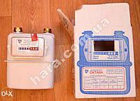 Газовый счетчик мембранный Октава G2.5