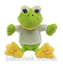 Плюшева жаба Фріда