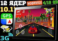 Крутой планшет телефон Asus ZenPad 10 3G Dark,12 ядер , 10.1'', 4Gb RAM, GPS, 2 sim