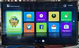 "LED телевизор 42"" FullHD,SmartTV, IPTV, Android 9, T2, WIFI, USB, фото 3"