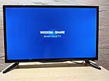 "LED телевизор 42"" FullHD,SmartTV, IPTV, Android 9, T2, WIFI, USB, фото 4"
