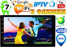 Автомагнітола Pioneer K2001 2DIN, GPS, Android 8, 2Gb/16Gb, WIFI, FM